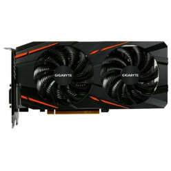 Видеокарта Radeon RX 570 1244MHz PCI-E 3.0 8192MB 7000MHz 256 bit DVI HDMI HDCP